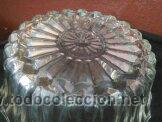 Vintage: LOTE DE 6 CUENCOS Y 1 ENSALADERA DE CRISTAL TALLADO. - Foto 2 - 44463688