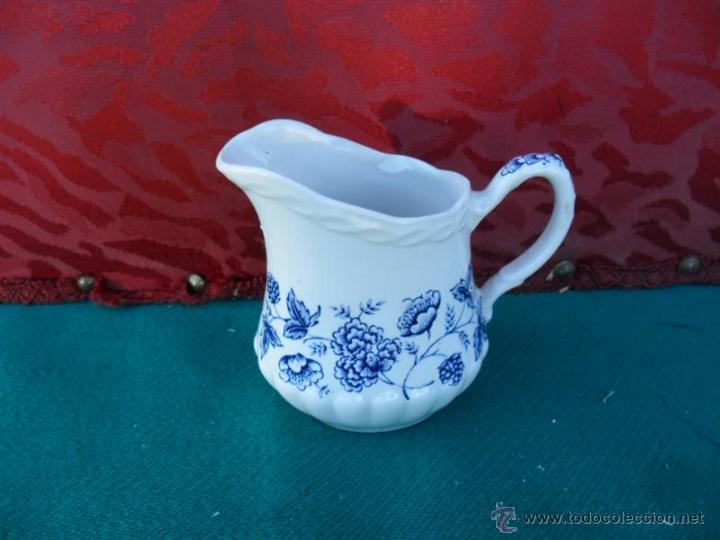 PEQUEÑA JARRA CERAMICA (Vintage - Decoración - Porcelanas y Cerámicas)