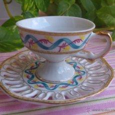 Vintage: ORIGINAL TAZA DE CAFE. Lote 45183185