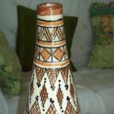 Vintage: JARRON (COMPRADO EN MARRUECOS) 48 CMS ALTURA APROX. Lote 45456671