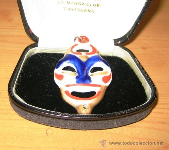 Vintage: SARGADELOS: Colgante amuleto - Foto 3 - 53683850