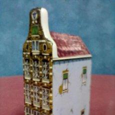 Vintage: CASA PORCELANA HOLANDESA. Lote 45754536
