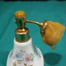 Vintage: PERFUMERO EN OPALINA. Lote 45795071