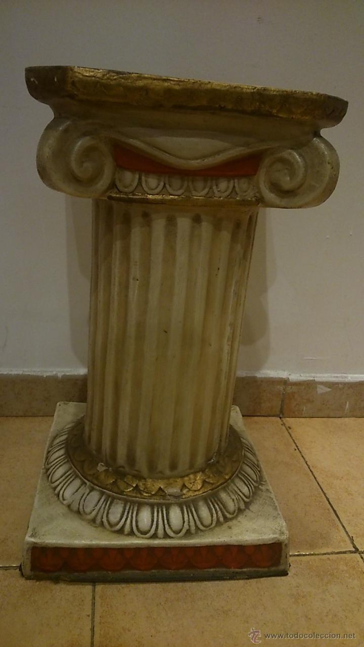 Columna estilo romana para decoraci n de cer mi comprar - Ceramica decoracion ...