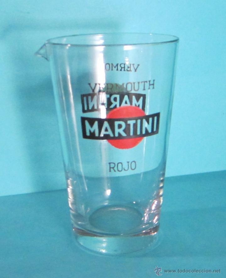 Vaso de c ctel martini vermouth rojo seco comprar for Vasos de coctel