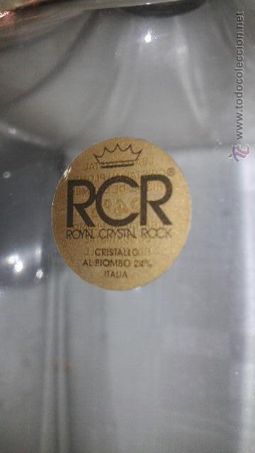 Vintage: botella cristal - Foto 2 - 46438365