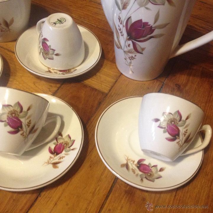 Vintage: ZANAGRA SANTANDER JUEGO DE CAFE - Foto 4 - 46524709