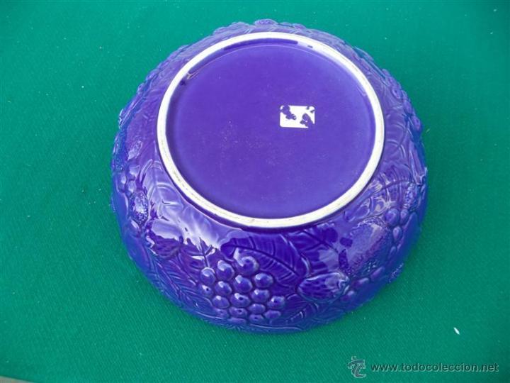 Vintage: frutero de ceramica cuenco - Foto 2 - 47338581