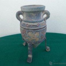 Vintage: ANFORA DE TERRACOTA. Lote 47680542