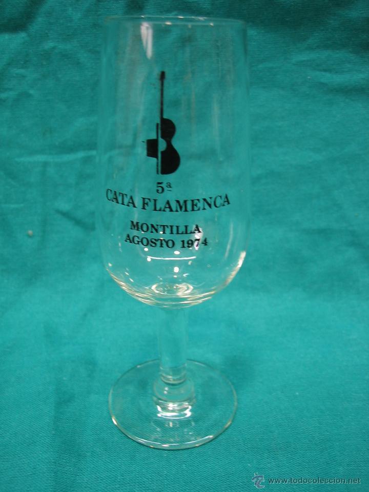 Vintage: Catavinos 5 cata flamenca Montilla (Cordoba) - Foto 2 - 47946156