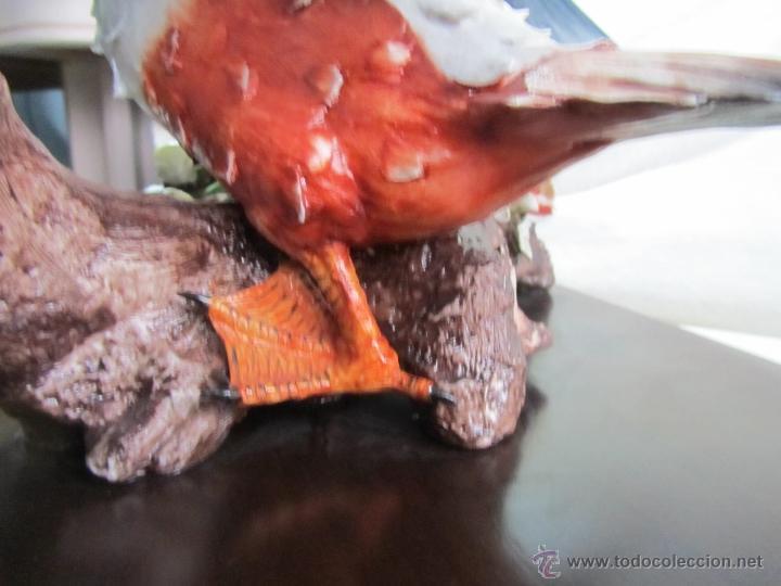 Vintage: Figura porcelana pato pisando rana Sartori - Foto 12 - 47962350
