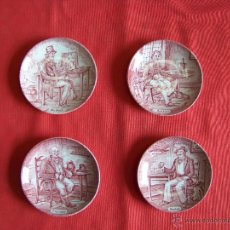 Vintage: PLATO,PLATOS,ENOCH WEDGWOOD. Lote 48033194