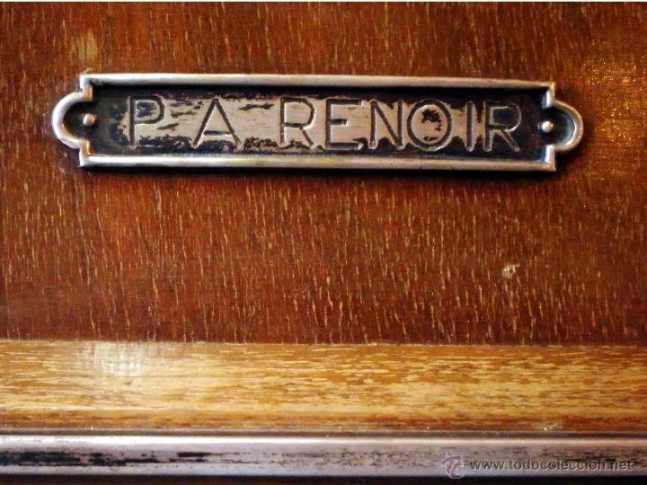 Vintage: Placa con P.A. RENOIR - Foto 4 - 48336928