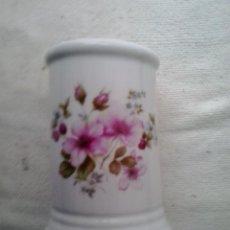 Vintage: POTE DE PORCELANA MY BONITO MIDE 11 CM DE ALTURA X 7,50 CM DE DIÁMETRO . Lote 48437123