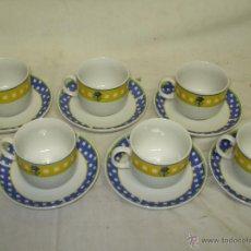 Vintage: JUEGO DE TE-CAFÉ.. Lote 48525046