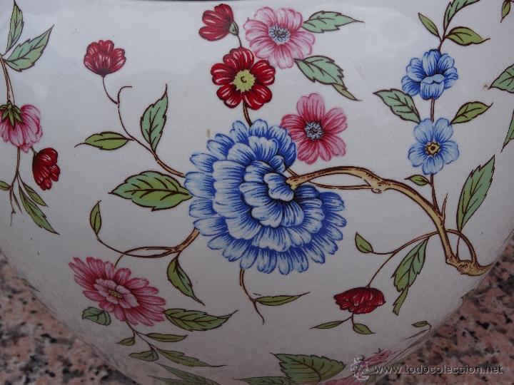 Vintage: Tibor de porcelana - Foto 3 - 48933656