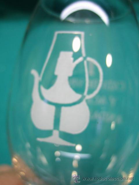 Vintage: Copa de cristal. I cata de vinos y aceites Andaluces. Cordoba - Foto 3 - 49038131