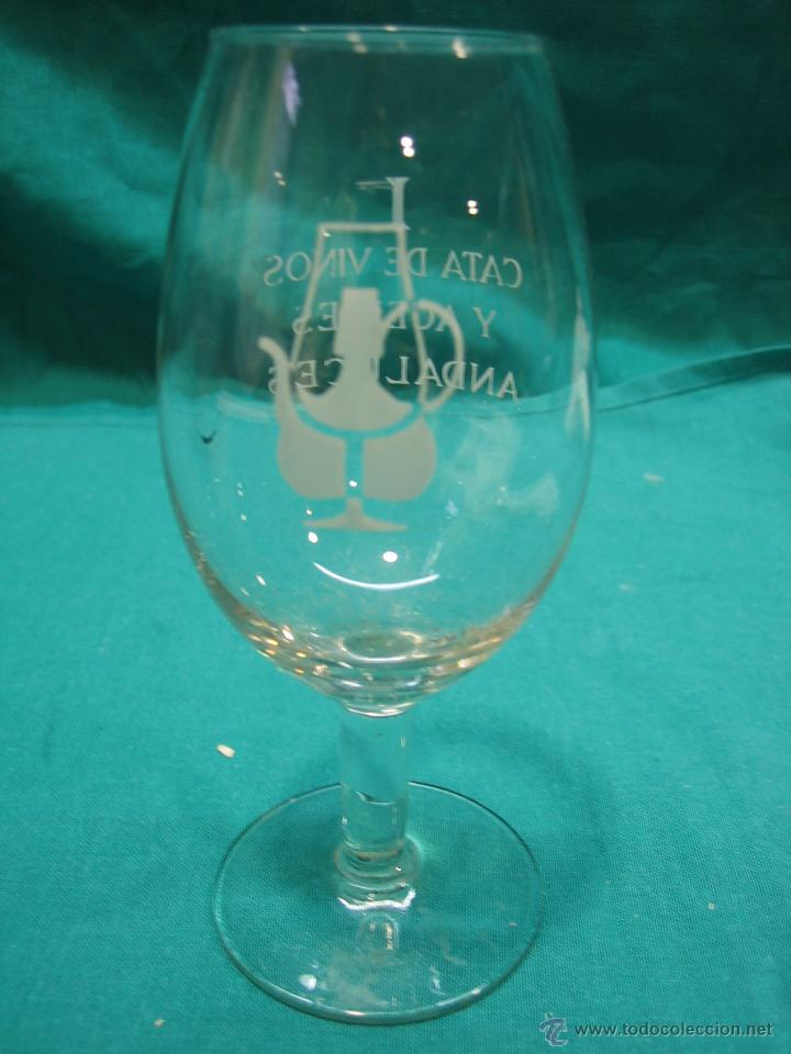 Vintage: Copa de cristal. I cata de vinos y aceites Andaluces. Cordoba - Foto 4 - 49038131