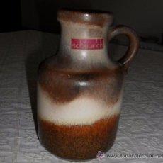 Vintage: CERÁMICA ALEMANA DE COLECCIÓN - JARRA VINTAGE. Lote 49222571