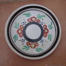 Vintage: PLATO CERAMICA RUMANIA, ROMANIA ARTS - DIAMETRO 15 CM.. Lote 49266005
