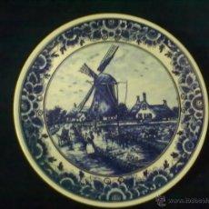 Vintage: DELF'S BLAUN PLATO DELF . Lote 49322417