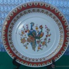 Vintage: PLATO PORCELANA. Lote 49522912