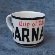 Vintage: CARNABY ST, CITY OF WESTMINSTER - TAZA CERÁMICA DE COLECCIÓN. Lote 49546905