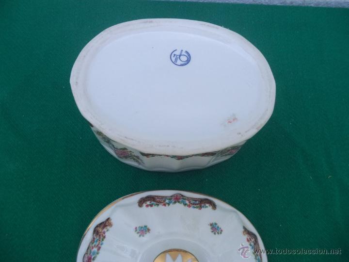 Vintage: bombonera porcelana limoges - Foto 2 - 50214531