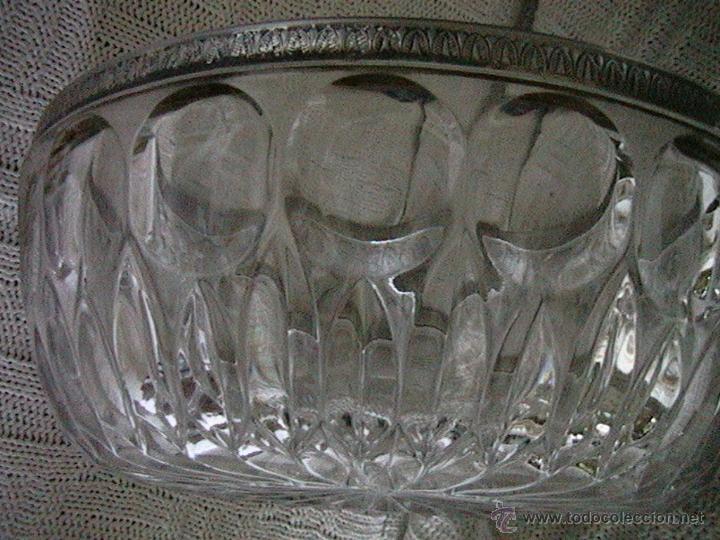 Vintage: cristal de roca tallado - Foto 5 - 50255157