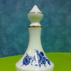 Vintage: BOTELLA PORCELANA PERFUME. Lote 50621869