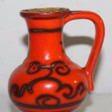 Vintage: JARRÓN EN CERÁMICA - GOUDA FLORA HOLLAND - Nº 1875 - AÑOS 60. Lote 50654655