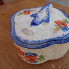 Vintage - CAJA DE PORCELANA, VILLEROY & BOCH, ANTIGUA ALEMAN - 50719299