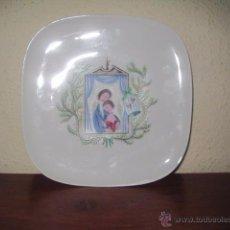 Vintage: PLATO DE PORCELANA ROSENTHAL - PAREJA DE ENAMORADOS - AÑOS 60-70. Lote 51053039