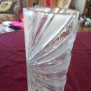 Vintage: PRECIOSO JARRÓN DE CRISTAL .. Lote 51365060