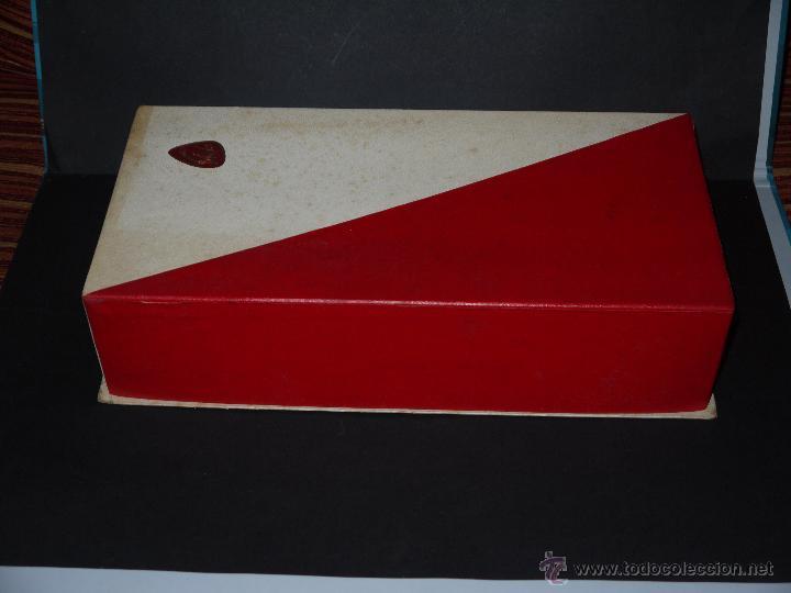Vintage: PRECIOSO JUEGO DE LICOR ,AÑOS 60 DE PORCELANA DE CALIDAD. - Foto 2 - 51636182