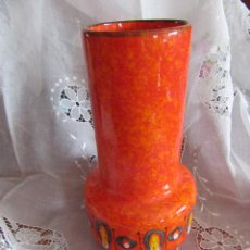 Vintage: JARRÓN DE CERÁMICA . Lote 51730192