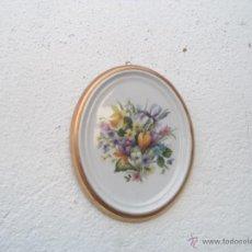 Vintage: BANDEJA DE CERAMICA COLGAR. Lote 53373012