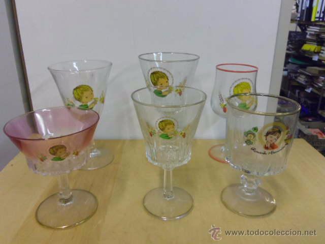recuerdos de primera comunion con copas