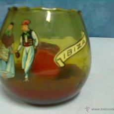 Vintage: VELERO CRISTAL IBIZA. Lote 53728887