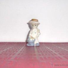 Vintage: PEQUEÑA FIGURA EN CERAMICA O PORCELANA 9 CM. Lote 53817243