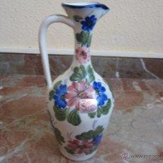 Vintage: JARRA DE VINO DE CERAQMICA AÑOS 60. Lote 53830775