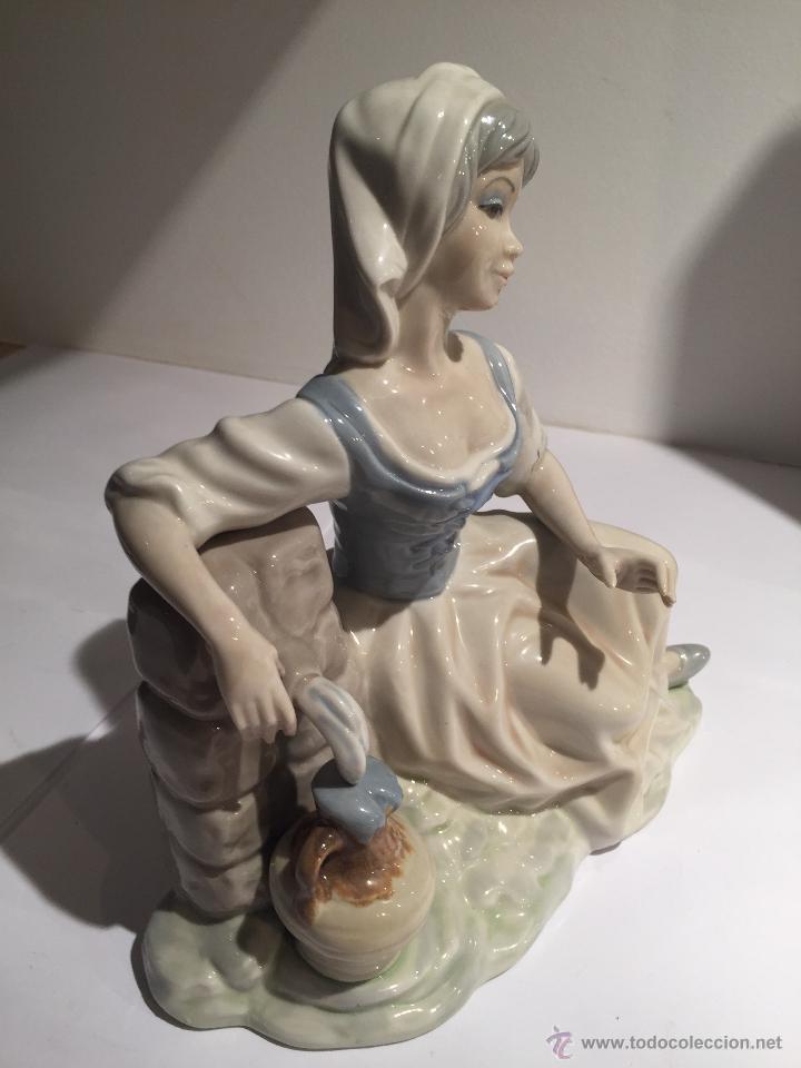 Vintage: Figura porcelana - Foto 7 - 54362672