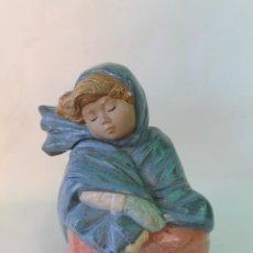 Vintage: FIGURA EN PORCELANA FIRMADA MARCO GINER. Lote 54891229