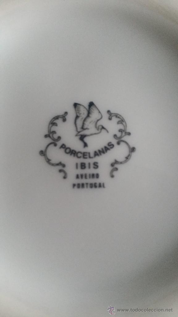 Vintage: Candelabro de porcelana de Portugal - Foto 3 - 55051131