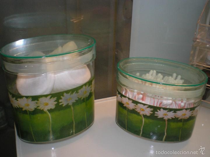 botes de cristal decorados vintage decoracin cristal y vidrio - Botes De Cristal Decorados