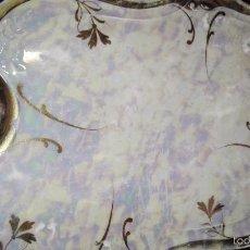 Vintage: BANDEJA DE PORCELANA ALBERT PILLIVUYT FOËCR-LIMOGES. Lote 55798615