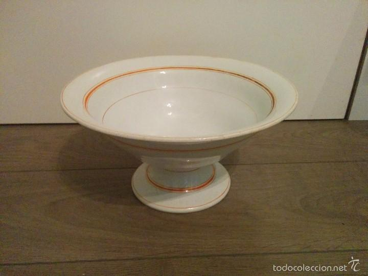 JUEGO DE PORCELANA (Vintage - Decoración - Porcelanas y Cerámicas)