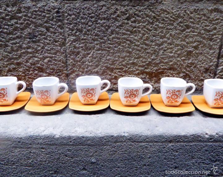 Vintage: Juego de café vintage, años 60/70 - Foto 3 - 56435712