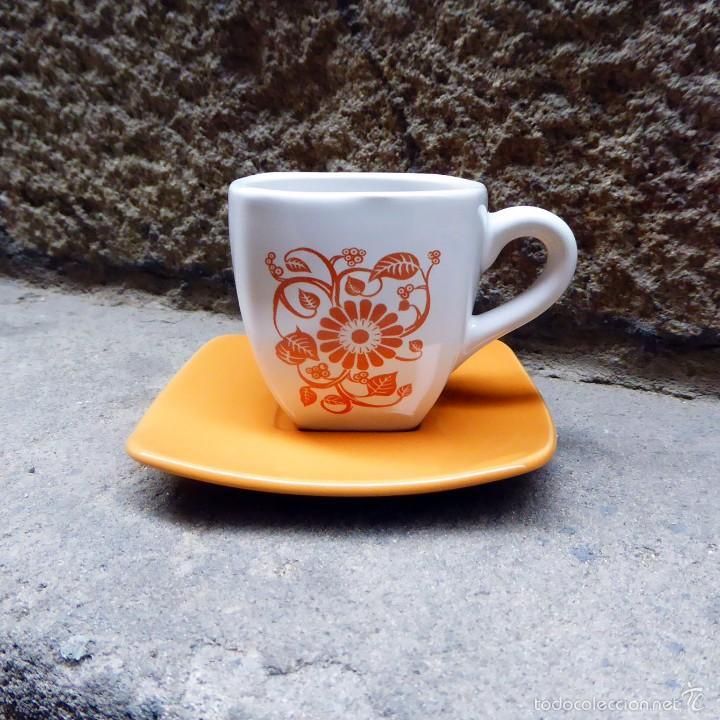 Vintage: Juego de café vintage, años 60/70 - Foto 4 - 56435712