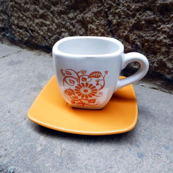 Vintage: Juego de café vintage, años 60/70 - Foto 5 - 56435712